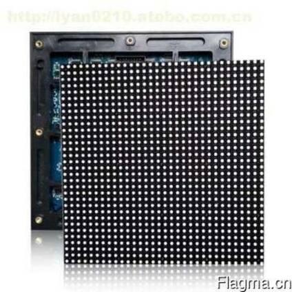 Купить светодиодный уличный экран цена низкая из Китая p6 RG