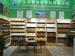 Laminate flooring factory, high glossy /parquet surface 12mm