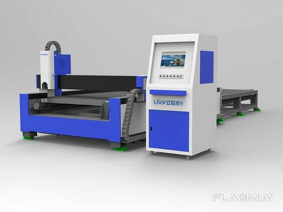 Лазерное оборудование по резки металлических заготовок и дет
