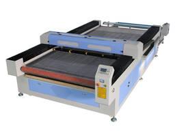 Лазерный станок для резки ткани с подачей SIGN-1630