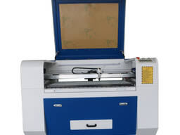 Лазерный станок SIGN-9060 на заводе из Китая