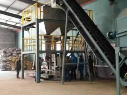 Линия производства для тукосмесей удобрений
