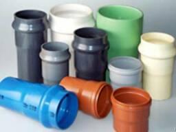 Линиия 65/132 для ПВХ труб канализации Ф50, 110, 200мм