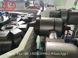Линия для производства двухслойных гофрированных труб - photo 4