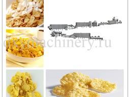 Линия для производства кукурузных чипсов