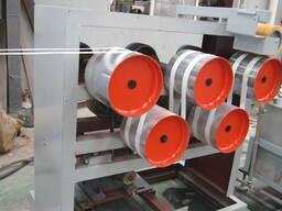 Линия для производства стрейп ленты