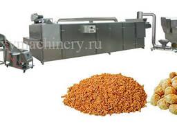 Линия для производства соевого текстурата