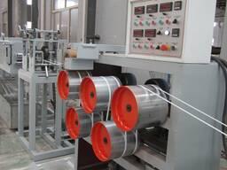 Линия для производства полипропиленовой ленты