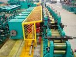 Линия для производства высокочастотной сварной трубы, цена н - фото 1