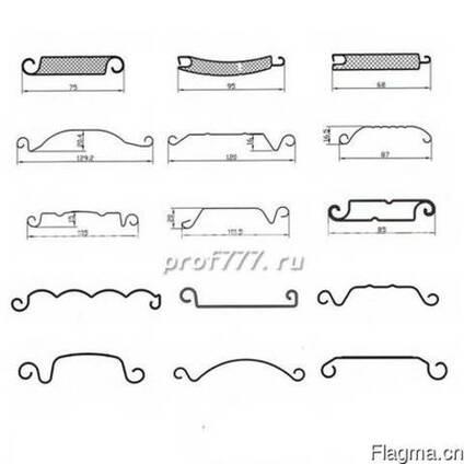 Линия по изготовлению секционных металлических ворот из КНР