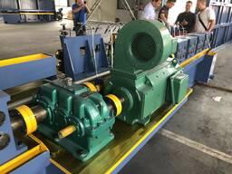 Линия по производству высокочастотной сварной трубы в Китае