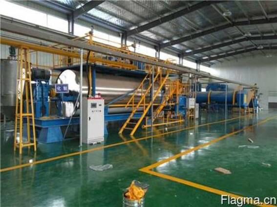 Линия оборудования по производству мясокостной муки, рыбной муки, перьевой и кровяной муки