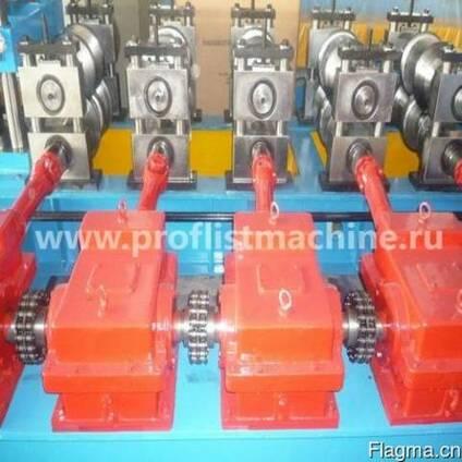 Оборудование производства балок барьерного ограждения в КНР