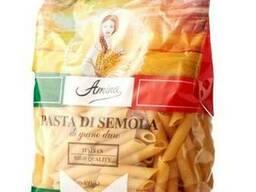 """Макаронные изделия ТМ """"АМИНА"""" / Durum wheat Pasta"""