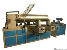 Машина для навивки больших бумажных труб JG-1000