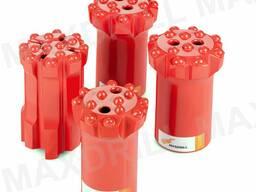 Maxdrill Thread Bit Rock Drill Button Bits T38 89mm for Top