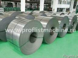 Металлопрокат (Алюцинк) с полимерным покрытием в Китае