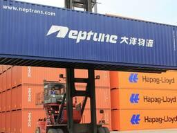 Международные ж/д перевозки(контейнеры и вагоны)