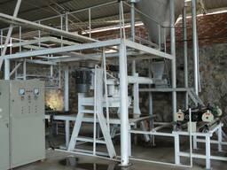 Мини завод для гипсокартона со производительностью 1 миллион кв. м в год