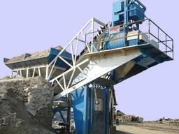 Мобильный бетонный завод / YHZS35