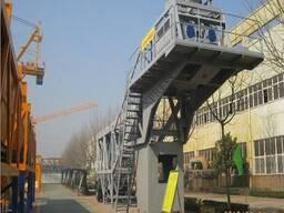 Мобильный бетонный завод / YHZS60