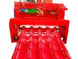 Оборудование для металлочерепицы производства - фото 1