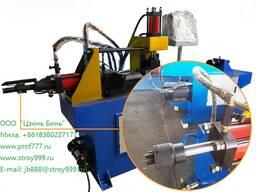 Оборудование для обработки насадок дымоходов из Китая