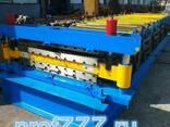 Оборудование для производств двухъярусного профнастила - фото 1