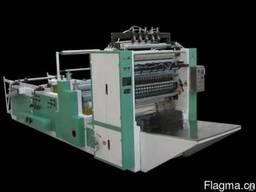 Оборудование для производства бумажных полотенец v-сложения - фото 2