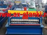Оборудование для производства металлочерепицы и профнастила - фото 1