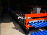 Оборудование для производства профнастила МП35 из Китая - фото 1
