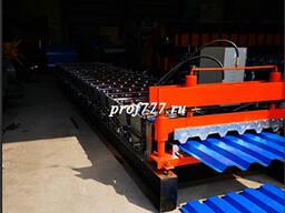 Оборудование для производства профнастила МП35 из Китая