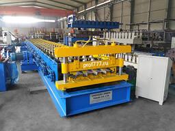 Оборудование для производства профнастила модельHC60