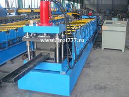 Оборудование по производству балки(направляющей шины) для откатных ворот из Китая