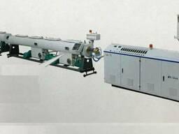Оборудование По Производству Пластиковых Труб PE / PP/ PVC