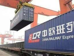 Открыт новый ЖД маршрут Китай (Вухань) - Москва на 15 дней