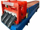 Полнокомплектная линия для производства металлочерепицы «Бан - фото 1