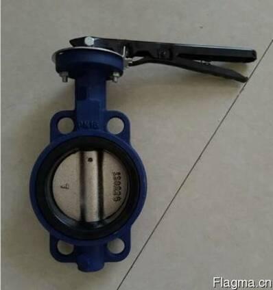 Поставляем затворы дисковые поворотные межфланцевые с уплотн