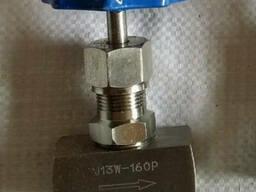 Продаю игольчатые клапаны 15нж54бк дешево из Китая