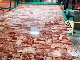 Стальные рулоны/ Оцинкованная сталь с полимерным покрытием