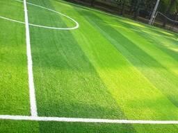 Non Infill Soccer Field Synthetic Grass