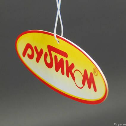 Произведем Картонные ароматизаторы по Вашему дизайну