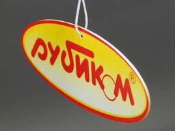 Произведем Картонные ароматизаторы по Вашему дизайну - фото 1