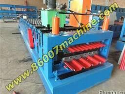 Производство профнастила. Оборудование из Китая.