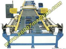 Производство прямоугольных воздуховодов. Оборудование.