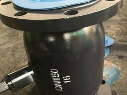 Q41F-Кран шаровой цельносварной фланцевый Ру16 Ду150 цена в