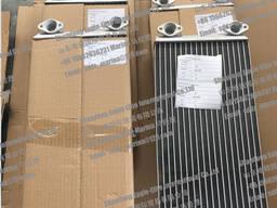 Радиатор печи WG1630840074 HOWO ZZ5707V3840CJ