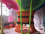 Красочные сети Радужное дерево Радужная лестница - фото 4
