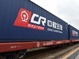 Транспорт из Китая в Россию