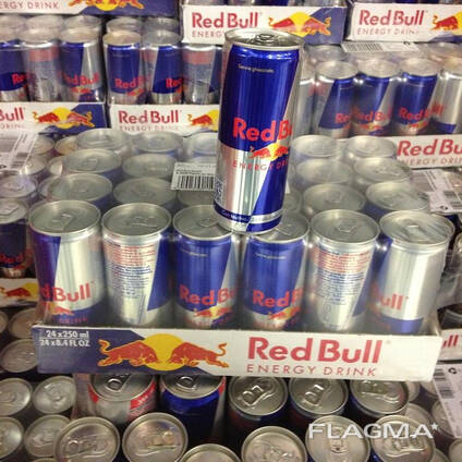 Red Bull Energy Drink (made in Austria all text available) R
